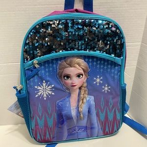 Disney Frozen 2 Princess Elsa Bookbag
